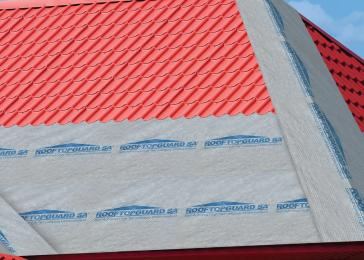 RoofTopGuard SA High-Temp Self-Adhered Ice & Water Protector