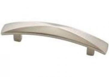 Brainerd Devereux 3 In Center To Center Satin Nickel Arch Bar Cabinet Door Pull Diysupply Com