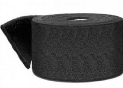 Owens Corning VentSure 11-in. x 240-in. Black Plastic Roll Roof Ridge Vent